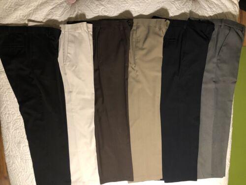 Haggar Dress Pant Lot 32