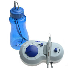 NEW Woodpecker Dental Ultrasonic Scaler DTE D1 & Auto Water Supply System Blue