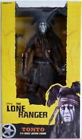 the lone ranger tonto 1 4 scale 18 inch action figure neca disney johnny depp
