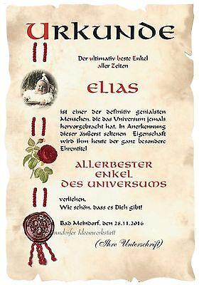 Siegellack Urkunden rot 10ST