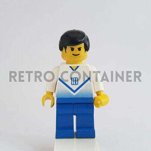 LEGO Minifigures 1x soc094 Soccer Player 18 Calciatore Omino Minifig 3425