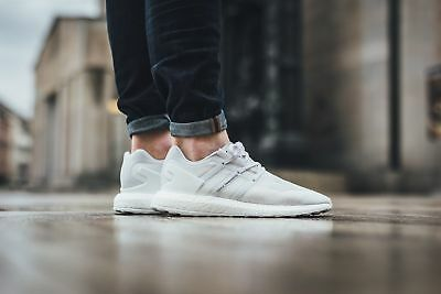 Pure Boost ZG Knit Triple White BY8955