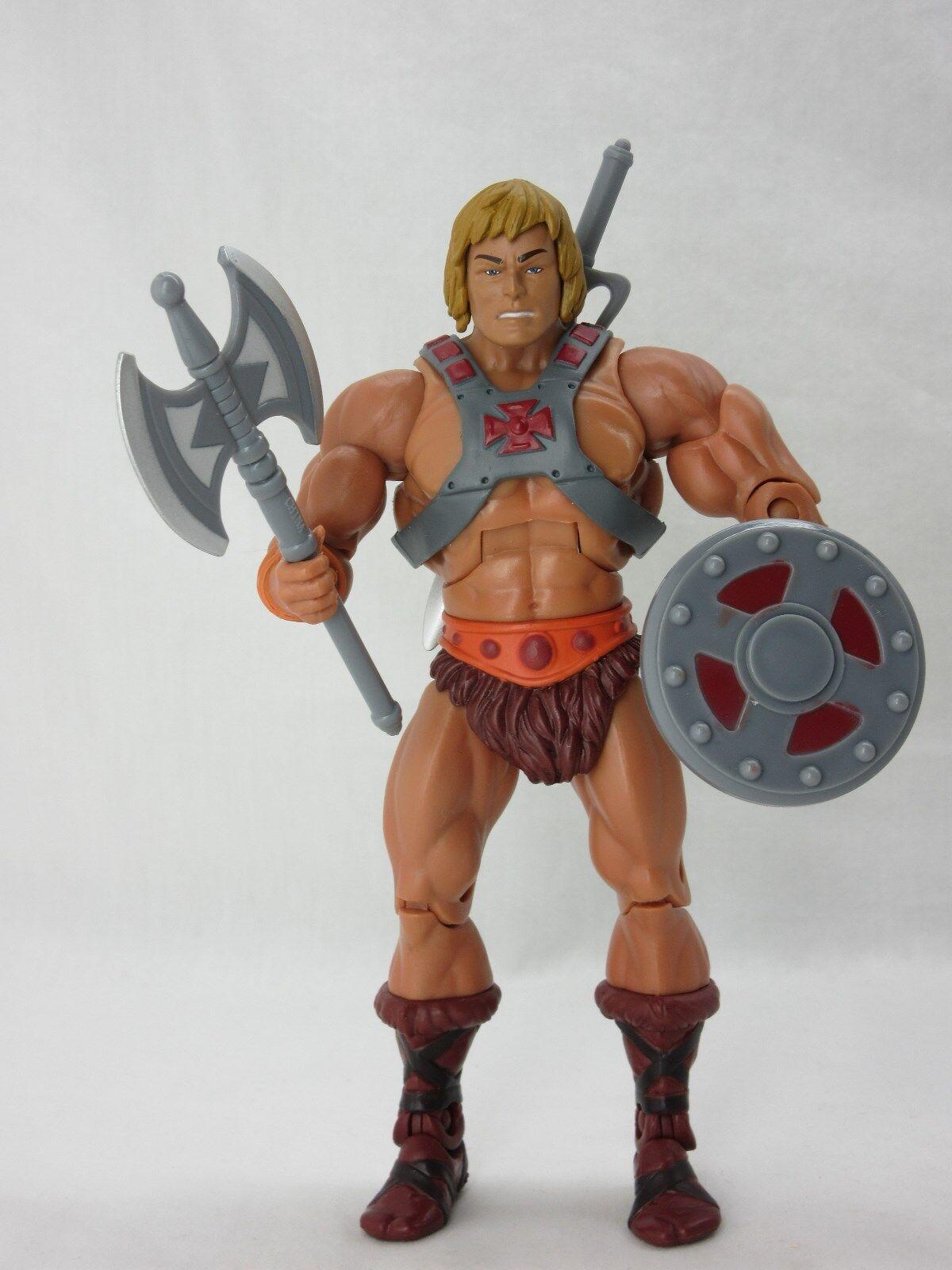 Motuc, Amos del universo, He-man, amos del universo clásicos, figura, él hombre