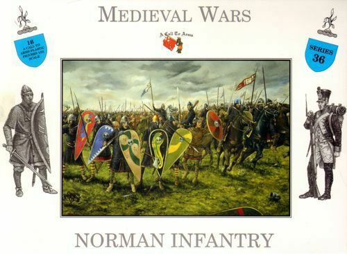 A Call to Arms 1:32 3236 NORMAN INFANTRY