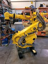 Fanuc Robot R 2000ib165f With R30ib Controller Tested And Complete