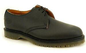 Solovair-NPS-Shoes-Made-in-England-3-Eye-Black-Greasy-Ben-Shoe-S017-CL3987BG