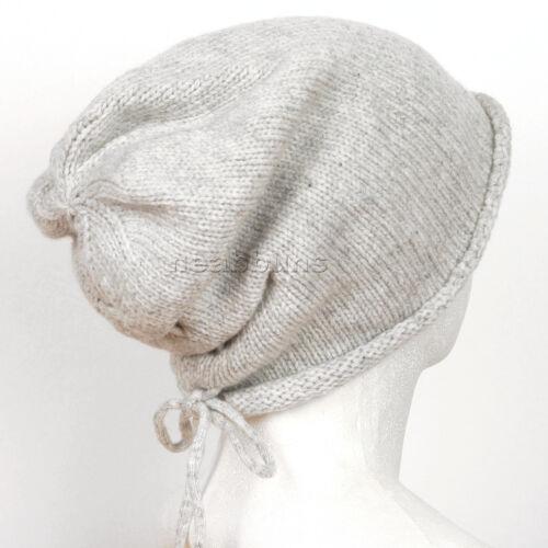 Baggy Beanie Unisexe Souple Bonnet pour homme femme Best chapeaux d/'hiver Nouveau BSTR Gray