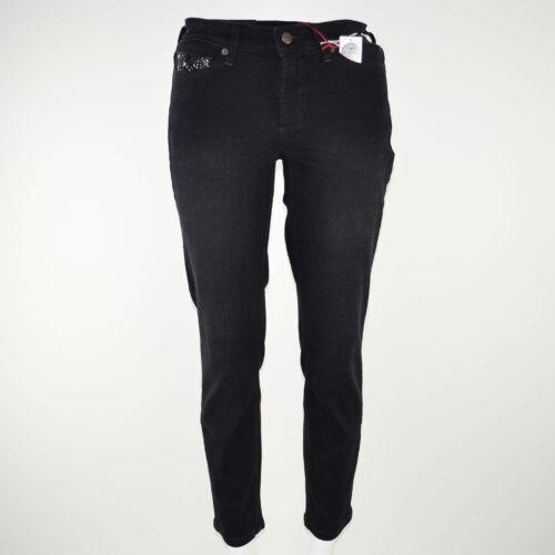 36-44 NUOVO CAMBIO Donna Jeans Pantaloni Piper Short SWAROVSKI 9230 0038 66 5011 tg