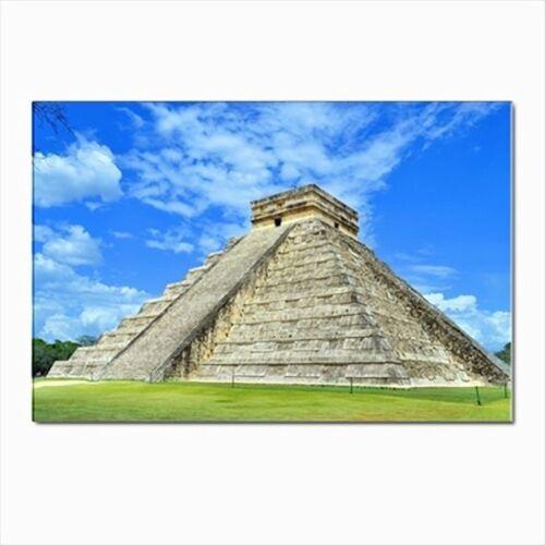 Pack of 10 Brand New Chichen Itza Mayan Civilization Postcards