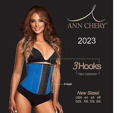 ANN CHERY Latex 3 Hook Sport Waist Cincher 2023