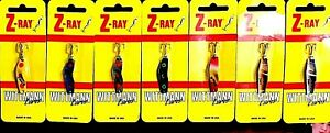 Wittmann-Z-Ray-1-8-ounce-Lures-Choice-of-Color-One-Lure