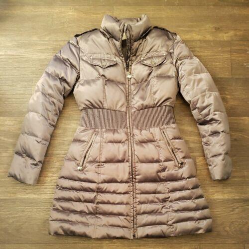Laundry by Shelli Segal 60% Down Coat, Full Length