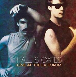 HALL-amp-OATES-LIVE-AT-THE-LA-FORUM-2CDs-NEW-SEALED