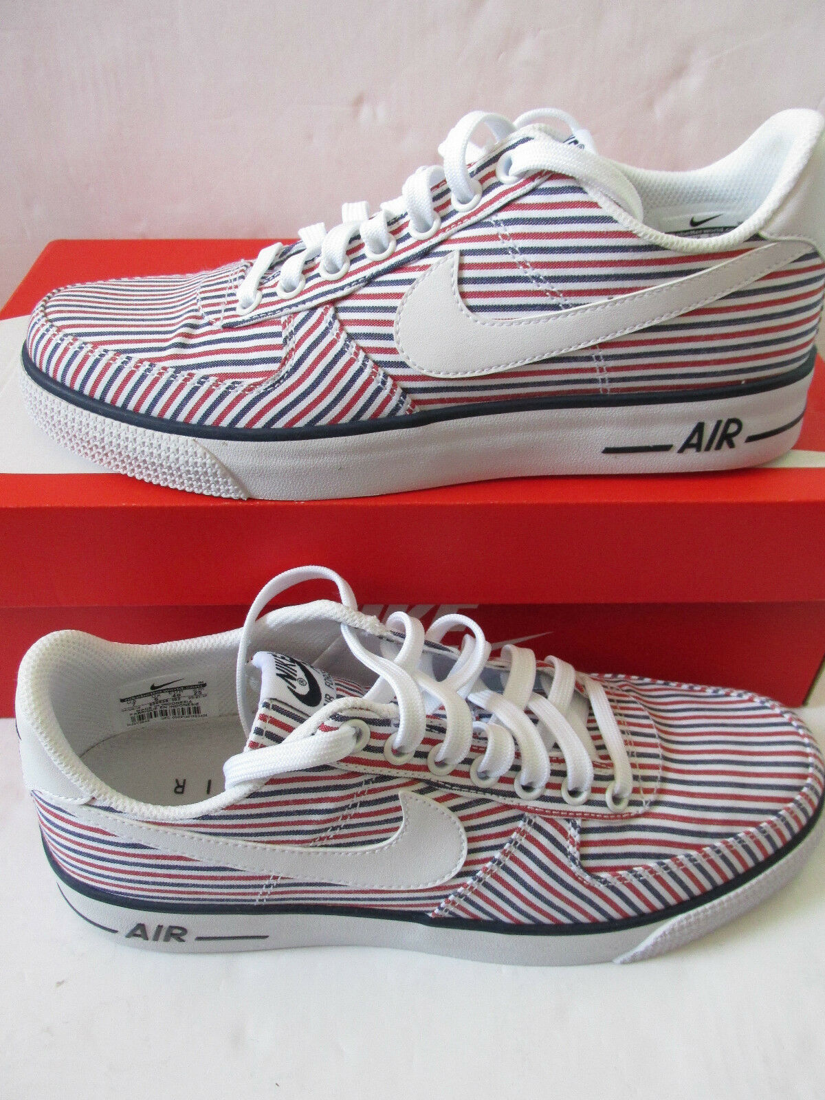 Nike Air Force 1 Ac Baskets Hommes 630939 102 Baskets