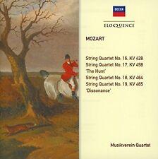 Musikverein Quartet - Mozart: String Quartets KV 428 458 464 465 [New CD] Austra
