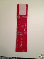 Original Dog Diaper Belly Band Pet Wrap Potty Train Yorkie XS Christmas NEW
