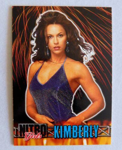 Kimberly Page WCW Nitro Girls Trading Card #57 WWE WWF NXT TOPPS