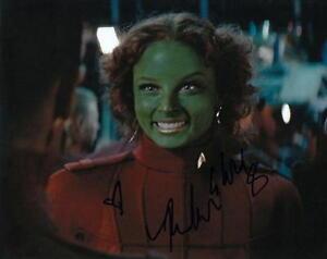 RACHEL NICHOLS.. Star Trek (2009) SIGNED | eBay