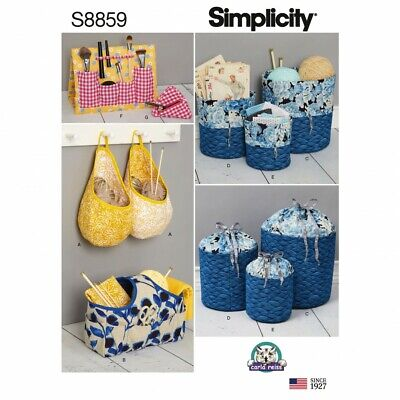 Simplicity Sewing Pattern 8513 Free UK P/&P FP Simplicity-8513-A