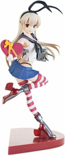 Kantai Collection Kancolle Shimakaze Figure Valentine/'s Day Version  by TAITO