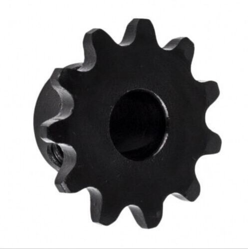 """#25 Chain Drive Sprocket 1//4/"""" 9Tooth Bore 5//6//8mm Pitch 6.35mm For #25 04C Chain"""