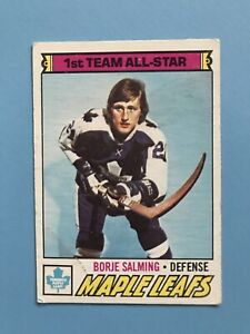 Borje-Salming-1977-78-O-Pee-Chee-Hockey-Card-140-Toronto-Maple-Leafs