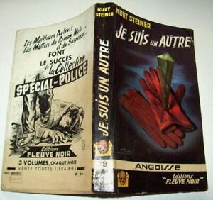 KURT-STEINER-Je-suis-un-autre-COLLECTION-ANGOISSE-N-29-1957