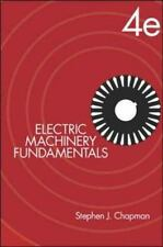Electric Machinery Fundamentals (McGraw-Hill Series in Electrical and Computer E
