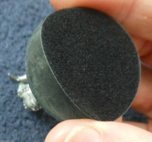 Basing Pads 25mm 40mm Round Self Adhesive Sticky Back Velour for Bloodbowl Bases