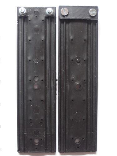 PENDELBAND FÜR RÜCKSTRAHLER 2 STÜCK 180mm lang Abverkauf PVC HALTER