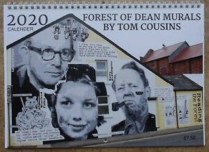 Calendar-2020-Forest-of-Dean-mural-painting-by-Tom-Cousins-month-to-view-new