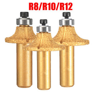 1-2-039-039-Shank-Round-Over-Bit-Diamond-Stone-Marble-Grinding-Edge-Milling-Router-Bit