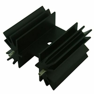 Vertical Mount TO220  Transistor IC Heatsink 5.6C/W