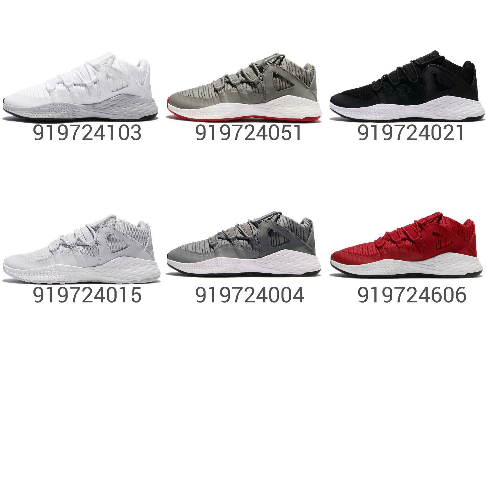 Nike Jordan Formula 23 Low Men Running Lifestyle Casual shoes Sneakers Pick 1