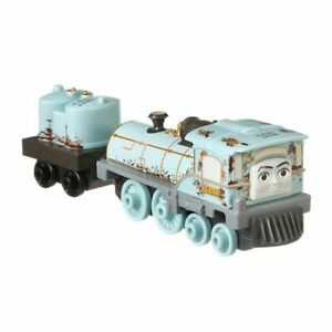 Thomas-Friends-Adventures-LEXI-THE-EXPERIMENTAL-Metal-Engine-Fisher-Price-FJP53
