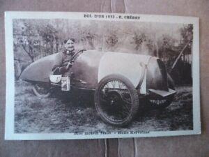 Huile-KERVOLINE-C-P-A-Bloc-Moteur-STAUB-Bol-D-039-or-1932-E-CHERET-Ed-Dupriez