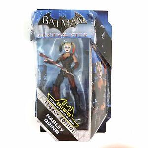 DC-Batman-Arkham-City-Harley-Quinn-Figure-With-Poster-Unopened-SEE-Description