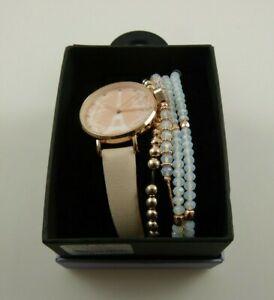 watch-eifel-tower-bracelets-set-goldtone-trendy-Eiffel