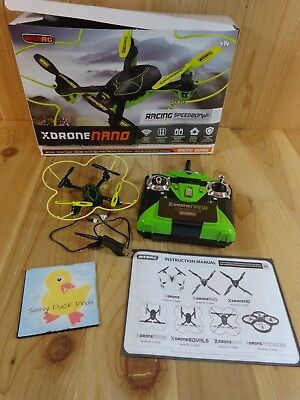 Beautiful X Drone Nano Racing Performance 20 Mph Racing Series Tested And Working 50% OFF Radio Control & Control Line Rc Model Vehicles & Kits