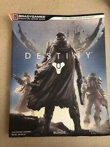 Destiny Brady Games SERIE GUIDA STRATEGICA