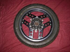 Ruota Ant. Bridgestone 45f 110/90-16 59V Cerchione Roue per Honda CBX 750 F