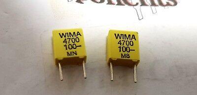 FKC2-4700PF-100V       WIMA Polycarb    5mil     2