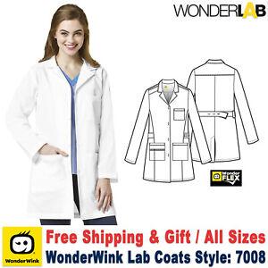 Wonderwink-Ropa-Quirurgica-Flex-Mujer-Moda-88-9cm-Bata-de-Laboratorio-7008