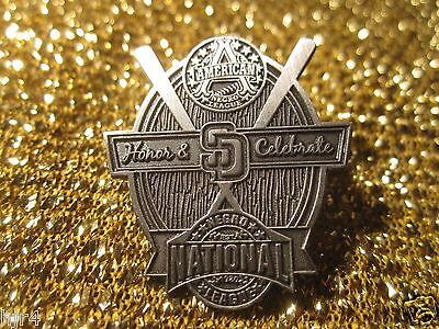 Baseball & Softball Ausdrucksvoll San Diego Padres Negro Leagues Mlb Sga Pin-flagge