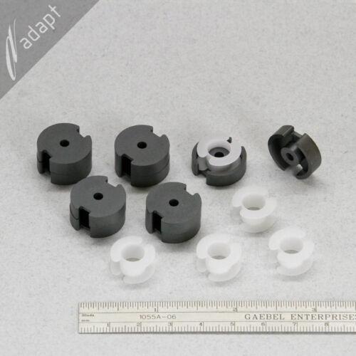 Bobina 5x Kits Surtidos Magnetics F al 160 F41811A160 Ferrita Olla Core 18x11