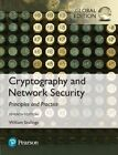 Cryptography and Network Security: Principles and Practice by William Stallings (Mixed media product, 2016)