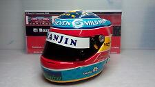 1/2 Sandoz 2005 R25 2004 R24 Fernando Alonso Helmet clock  + Mild 7 - 3L 050