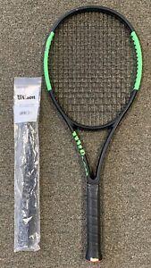 Details about WILSON Blade 98 CV 18X20 STRUNG Tennis Racquet! NEW  HEADGUARD! 4 1/4! $250!