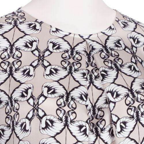 Dress Blush Satin It38 Uk6 Satin Xs Wylde Satin White Satin Thomas 7ZB0nFw