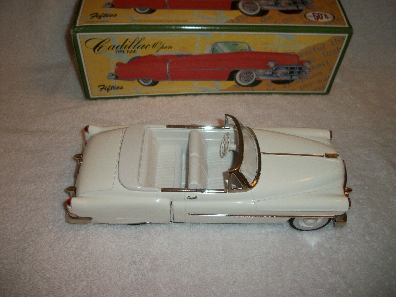 1950 - modell cadillac - metall